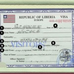 How to Get Liberia Tourist Visit Visa from London