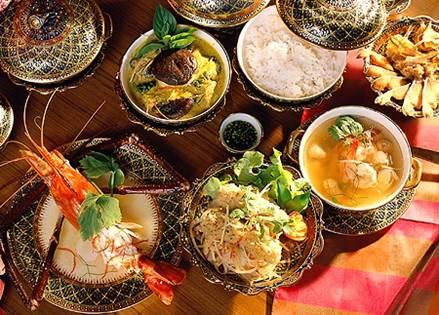 List of Thai Restaurants in London