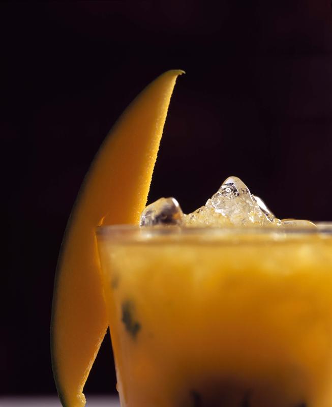 Mango & Avocado Cocktail Recipe
