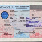 How to Get Mongolia Tourist Visit Visa from London