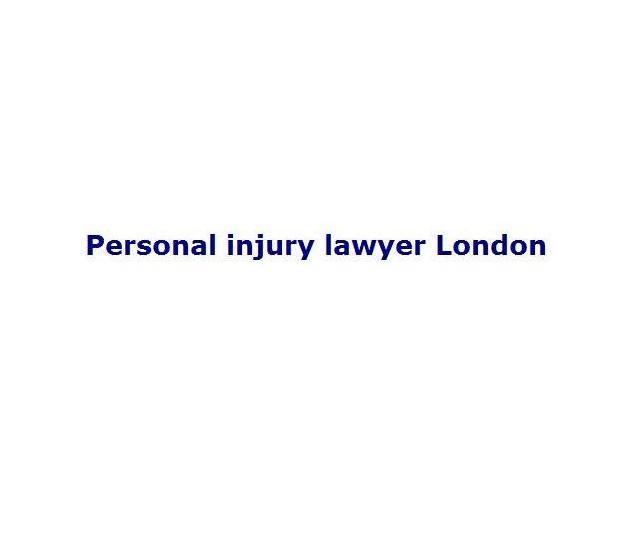 Personal Injury Lawyers london