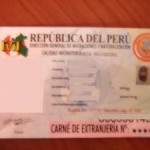 Peru tourist visa from London