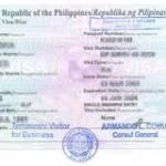Philippines visa London
