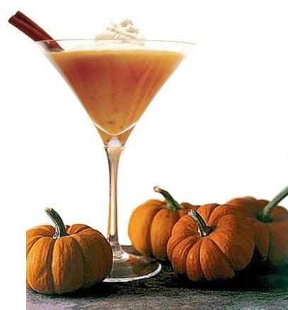 Pumpkin Martini