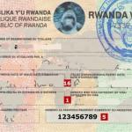 How to Get Rwanda Tourist Visit Visa from London