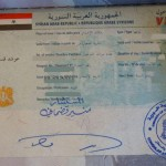 How to Get Syria Tourist Visit Visa from London