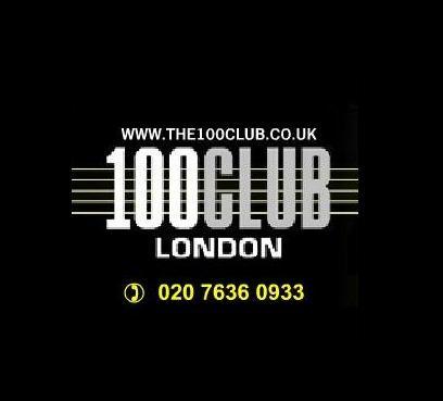The 100 Club Logo