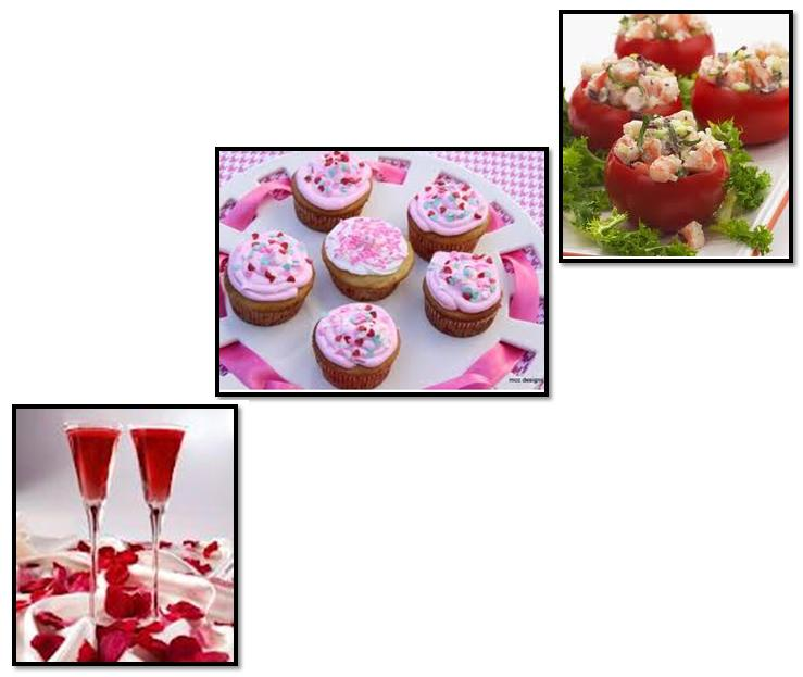 Valentine day party food ideas for Good valentines day meal ideas