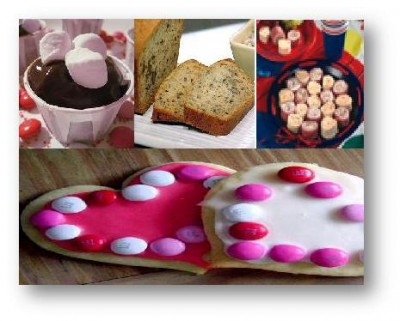 Valentine's Day Desserts for Kids