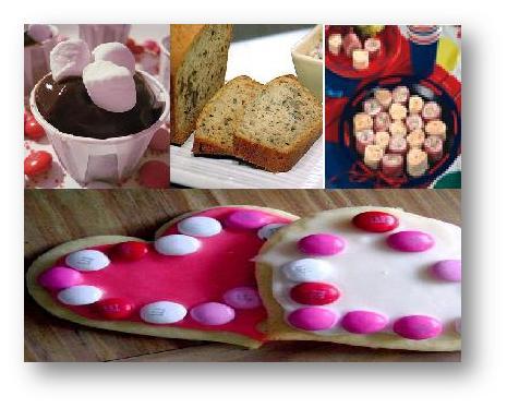 Valentine's Day Desserts for Kids Ideas
