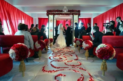How To Decorate For A Valentines Day Wedding