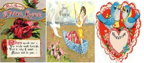 Guide to Buy Vintage Valentines Postcards