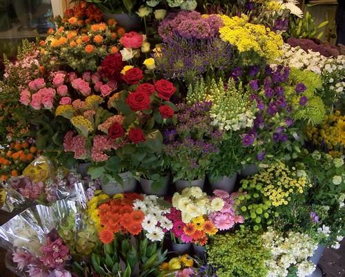 flower shops in London