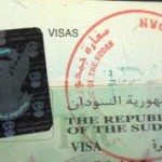 how to get Sudan visit visa from London