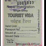How to Get Nepal Tourist Visit Visa from London
