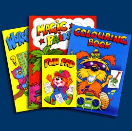Valentine's Day Colouring Book for Kids