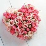 valentines day flower shop london
