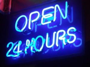 24 Hour Open Restaurants in Dubai