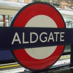 Aldgate Station Timetable in London