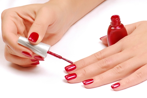 Apply Gel Nails