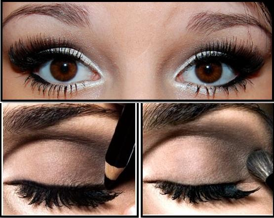 Smokey Eye shadow