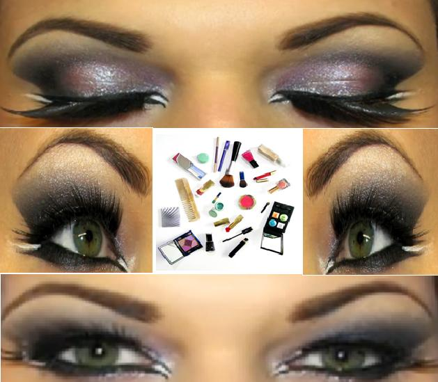 Arabic Smokey Eye Makeup