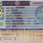 How to Get Armenia Tourist Visit Visa from London