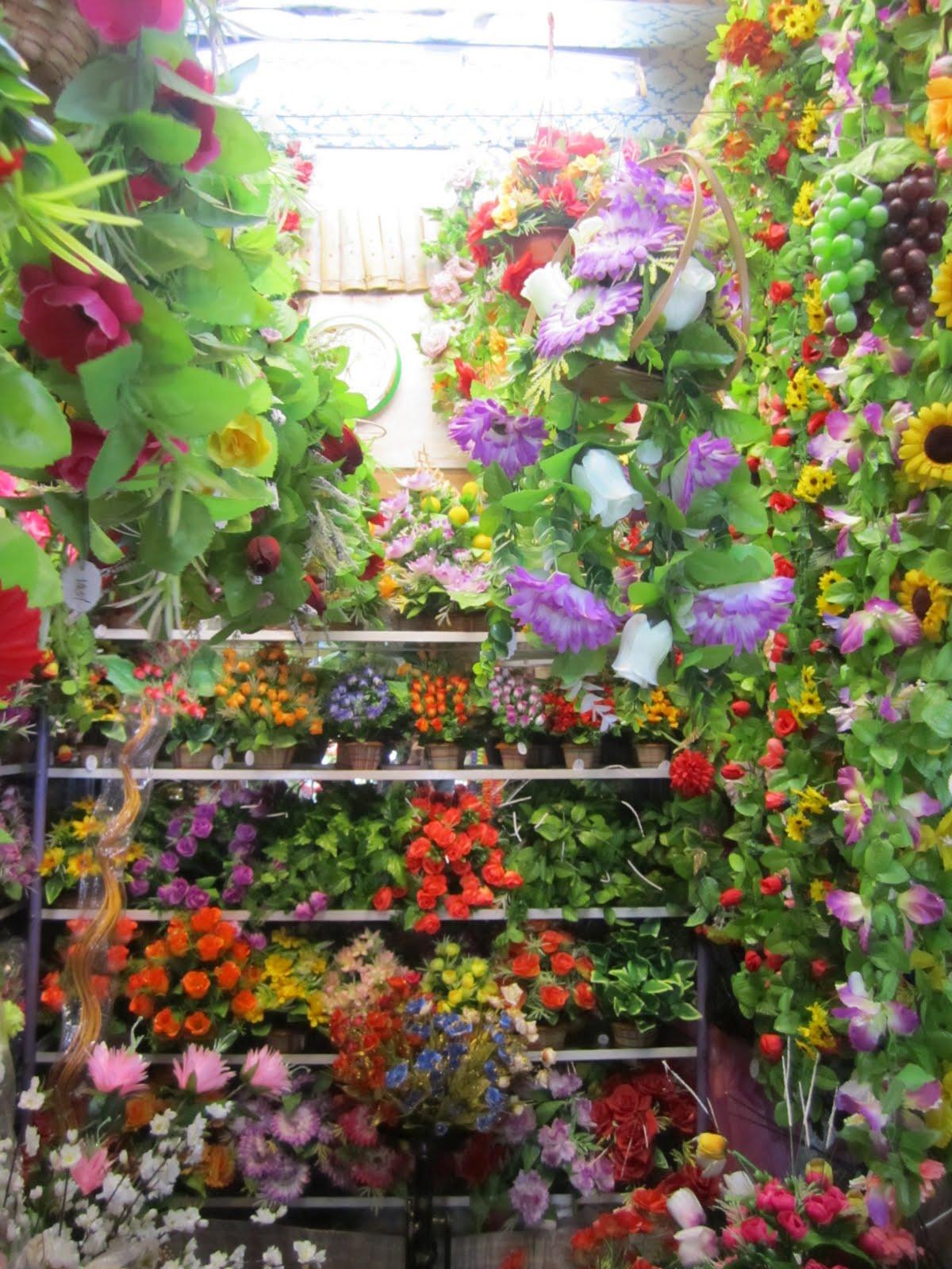 Artificial Flowers Shops in Paris