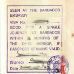 Barbados Visa