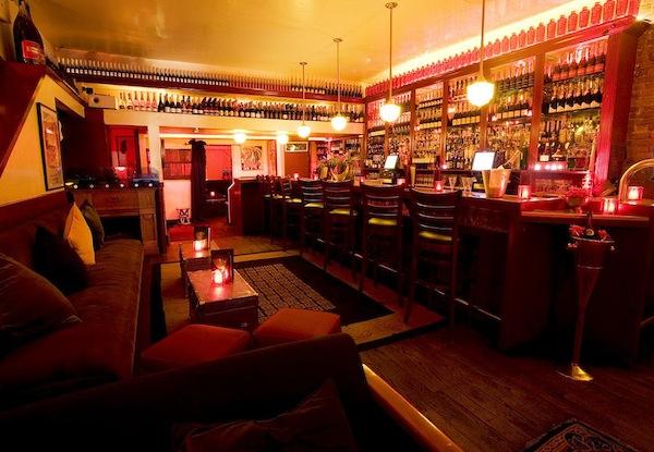 List of Bars in Paris