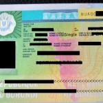 How to Get Burundi Tourist Visit Visa from London