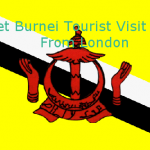 How to Get Brunei Tourist Visit Visa from London
