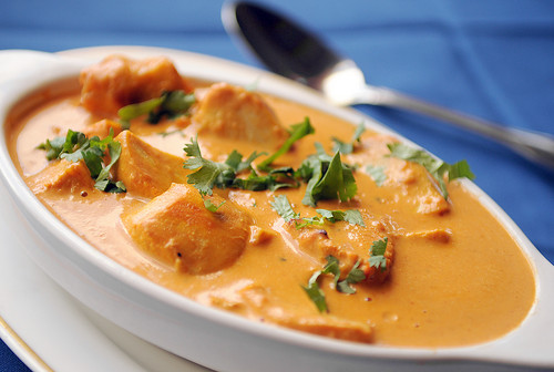 Cooked Butter Chicken Recipe