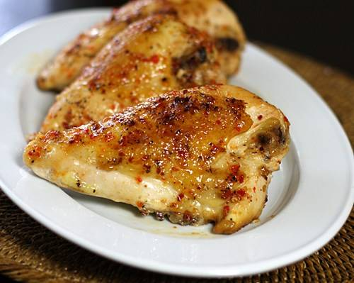 Baking Chicken Breast In Oven Recipes