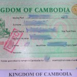 How to Get Cambodia Tourist Visit Visa from London