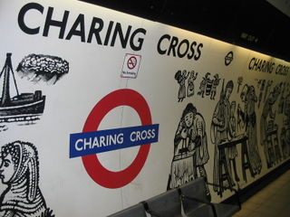 Charing Cross Tube Station