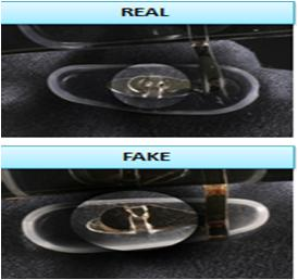 ray ban 3026 fake vs real
