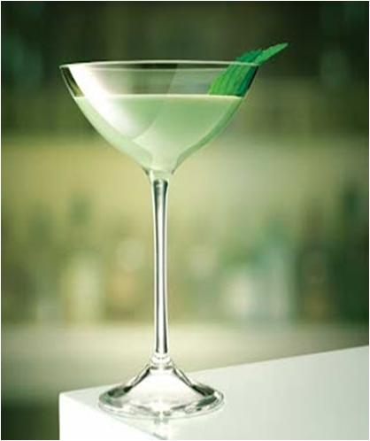 Chocolate Mint Martini Rec
