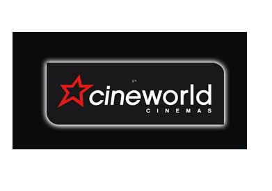 Cine world logo