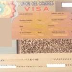 Comoros Visa