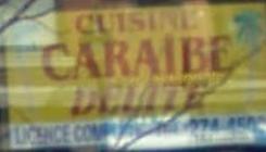 Cuisine Caraibe delite Montreal Logo