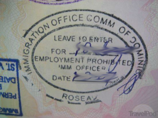 Dominica Visa