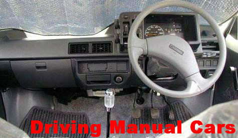 Driving Manual Cars
