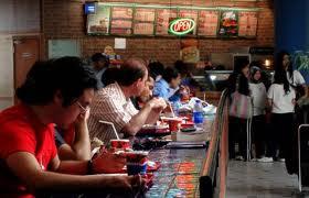 Fast Food Restaurants in Dubai