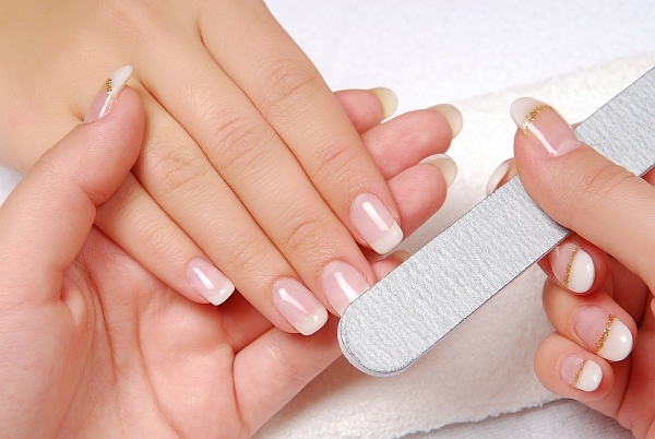 File Nails