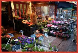 Flowers Delivery Services in Paris