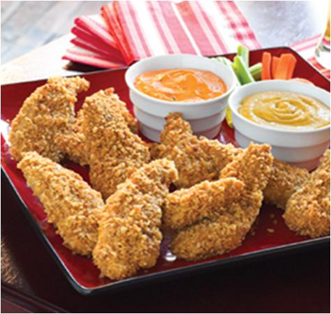 Fried Chicken Tenders Recipe