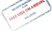 Maldives Tourist Visit Visa from Paris