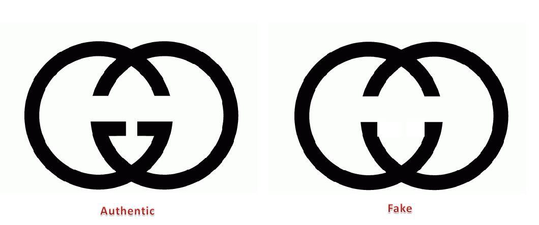 Real Gucci Symbol