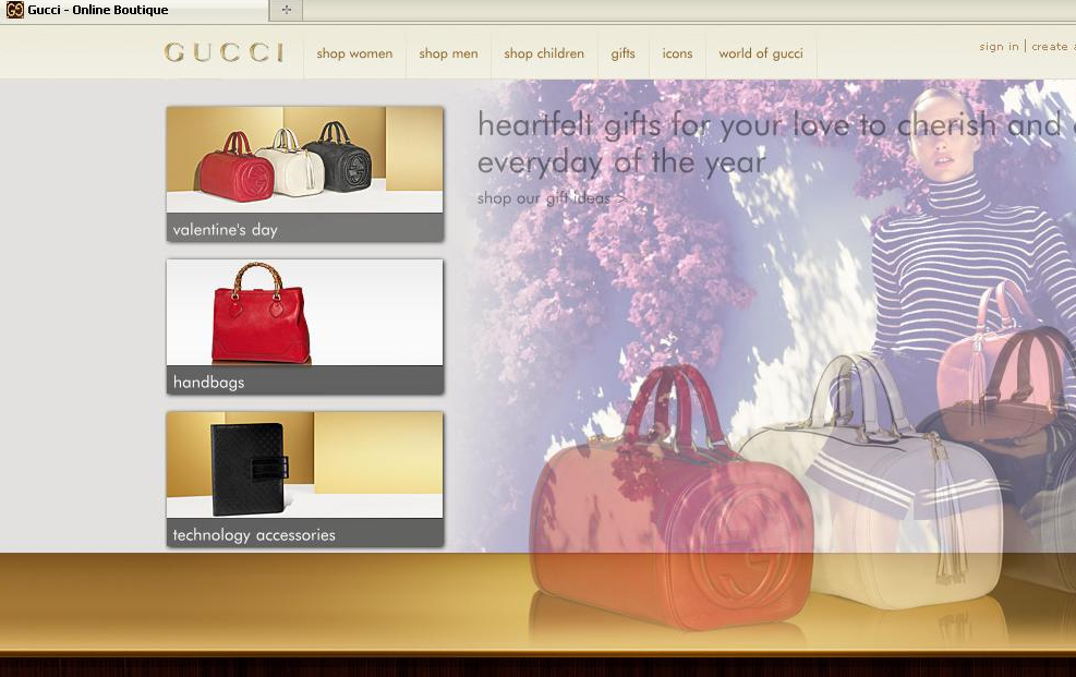 that buying gucci clothes from an ordinary store gucci clothing store